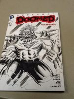Doomsday sketch cover by hdub7