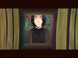 Snape by staypee