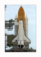 STS-133, Discovery OV-103 by OpticaLLightspeed