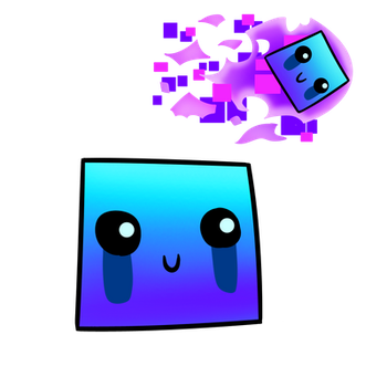 Mah geometry dash icon by Ninhawesome10