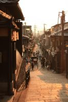 Gion, Kyoto by Rollwurst