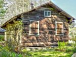 Cullaby Lake - Old Finnish Cabin - HDR by JamesInDigital
