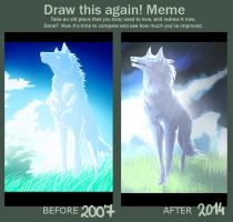 Draw this again by UniQuest