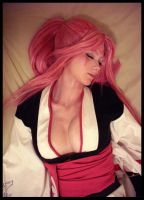 Baiken - Dreaming of Revenge by NemoValkyrja