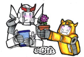 100PT: 56. Gift by CatusSnake