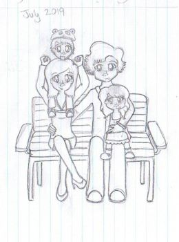 The Family Picture by PJObsessed