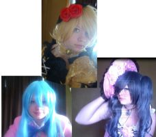 my  cosplays by lilYumi-chan