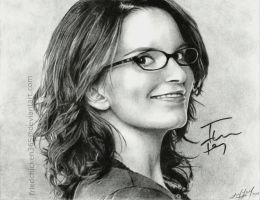 Tina Fey by friedChicken365