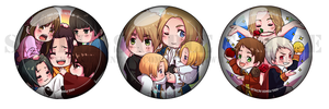 APH - Button set - groups by exwhy