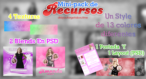 +Mini pack de recursos. by DidYouForgetAboutMe