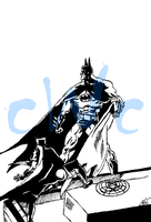 Bat Man and Robin by 1-cwc-1