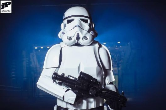 Stormtrooper - Star Wars by Voltrotz