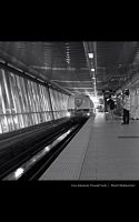 Taking the Metro by Val-Faustino