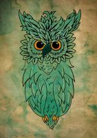 Owl by gemlovesyou