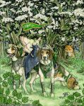 Faerie Mysteries - The Fox Hunt by mli13