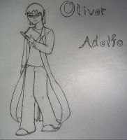 Oliver Adelfo by Cookie96