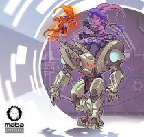 Meca-Friends by MabaProduct