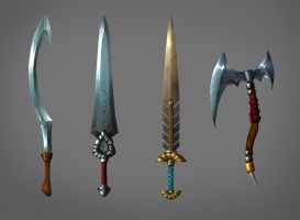 Weaponz by Asimos