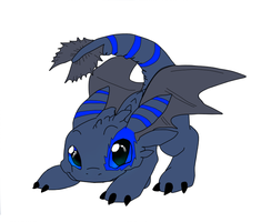 Chiby Fast Fury ._. by ToothlessFury26