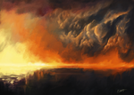 Sky in flames p2 by psiipilehto