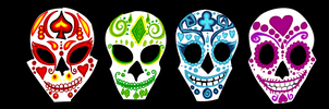 Day Of The Dead by StarryEvening
