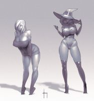 Figurine Concepts CC14 by mldoxy