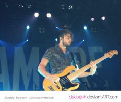 Jeremy Paramore by ciscotjuh