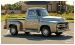 A 1956 Ford  F-100 Pickup Truck by TheMan268