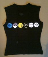 My NEW T-Shirt_back view by Trix92