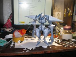 Twilight Thorn papercraft by Zimberdum