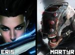 LMS PREVIEW 22 - ERIS  MARTYR by DanLuVisiArt
