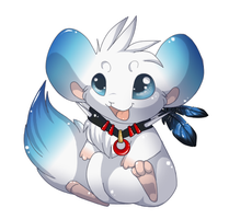 Makenna Hamster by MBPanther