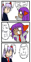 4koma - Player 2 by Staris-Chan