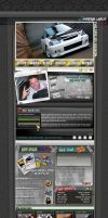 Myspace Version 1. 2008 by DrunkMike