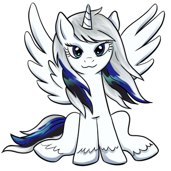 Lovely Pony Stickers for Rocky Harmony by artwork-tee
