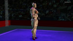 Marja circus strongwoman 010 by eurysthee