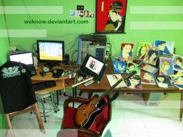 my room by weknow