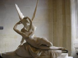 Cupid and Psyche by suzano-alter-user