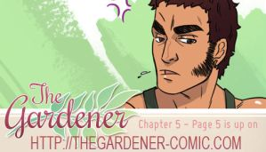 The gardener - Chapter 5 page 5 by Marc-G