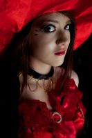 Madame Red- Cosplay by GlassCatfish