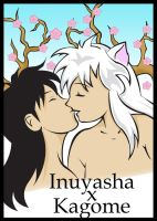 Inuyasha_card by bluepen731