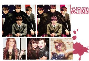 All my loving Action by stillinlovewithu