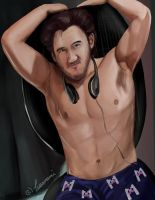 Markiplier by Tessanami