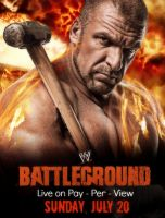 Battleground 2014 Poster by xXMAGICxXxPOWERXx