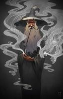 Gandalf Stormcrow by MoulinBleu