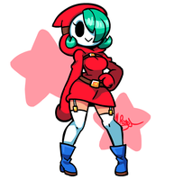 Shygal by The-Knick