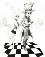 the Mad Hatter by Kakashi2014