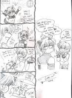 TcChan first day on Fasting 4 by Tc-Chan