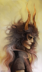 Speedpaint - Adult Gamzee by QuyenT