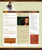 Redesign of old project. by webgraphix